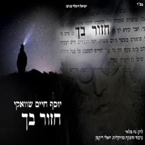 חזור בך-יוסף חיים שוואקי   |   Chazor Becha Yosef-Chaim Shwekey