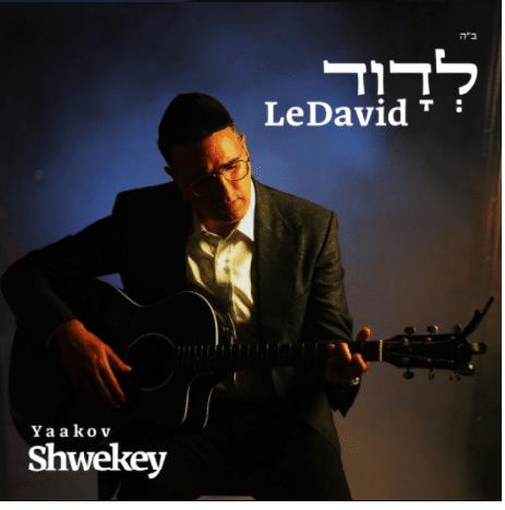 לדוד ה' – יעקב שוואקי   |   Ledavid Hashem – Yaakov Shwekey